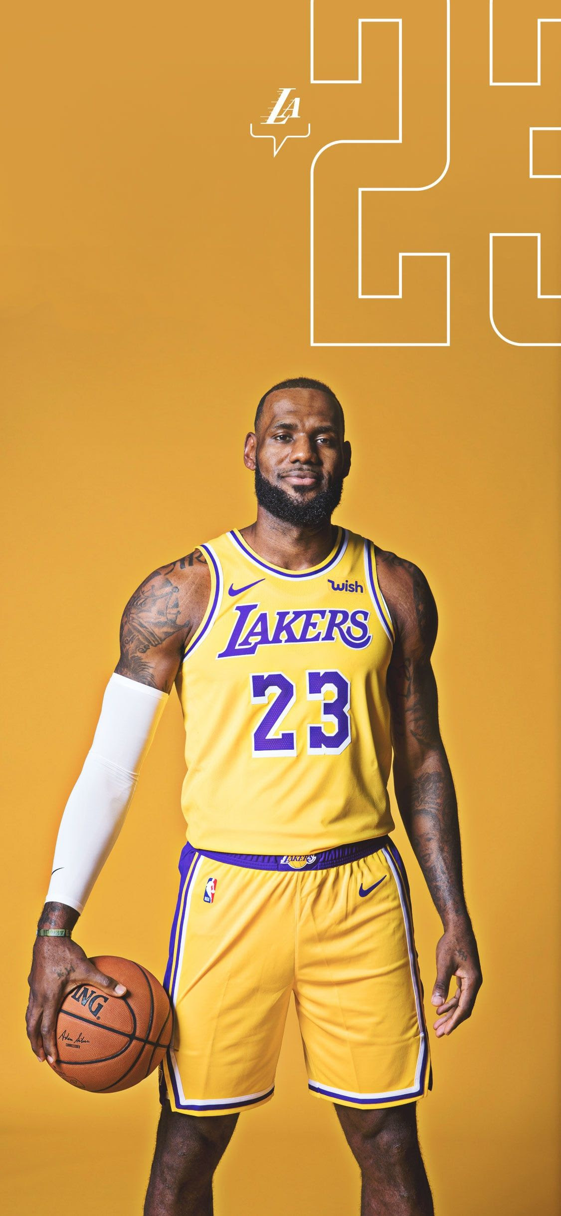 Los Angeles Lakers Live Wallpaper Posted By Christopher Peltier