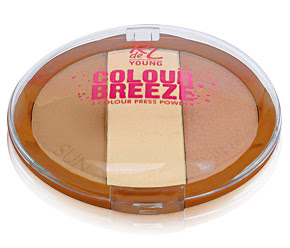 "RdeL Young ""Colour Breeze"" 3 Colour Press Powder"
