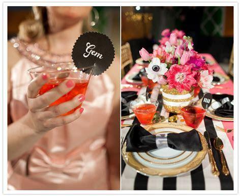 1950's wedding decor inspiration   Wedding Inspiration