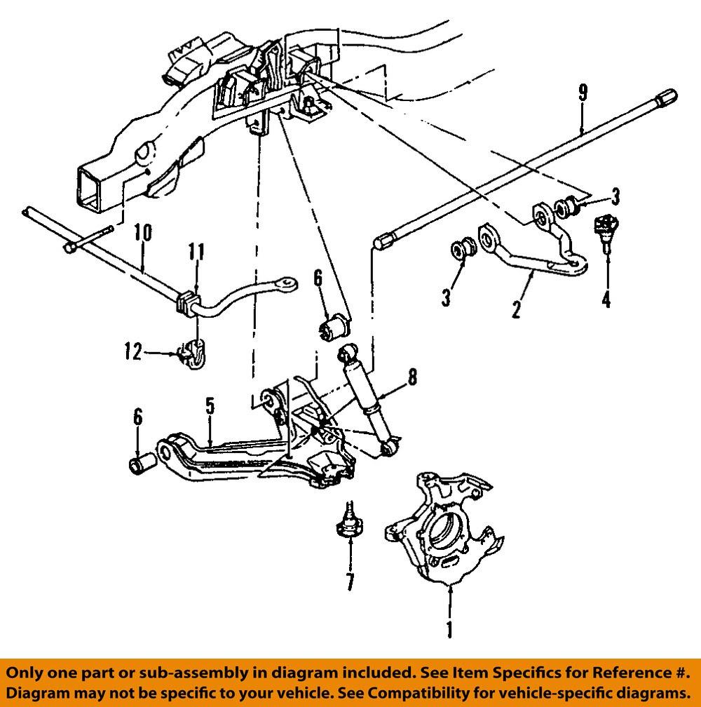 2001 Chevy Silverado Front Suspension Diagram