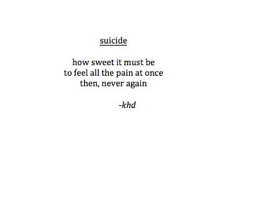 Love Lost Quote Depressed Depression Sad Suicidal Suicide Lonely