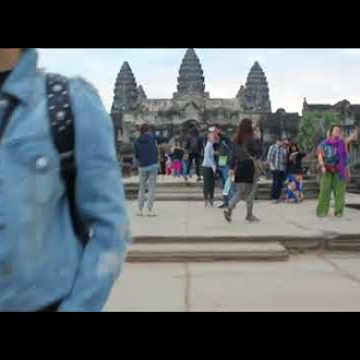 Video Blog: Angkor Wat, Kamboja