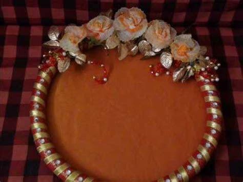Wedding trays   YouTube