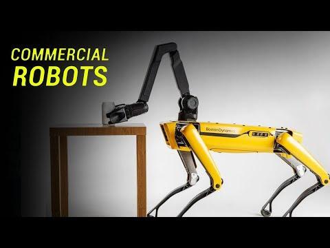 .波士頓動力機器人首次商用, Google 你後悔了嗎?