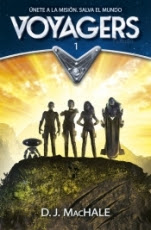 Voyagers (Voyagers I) D.J. Machale