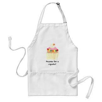 'Cupcake' apron apron