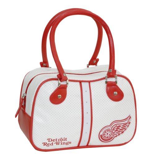 NHL Detroit Red Wings Bowler Handbag