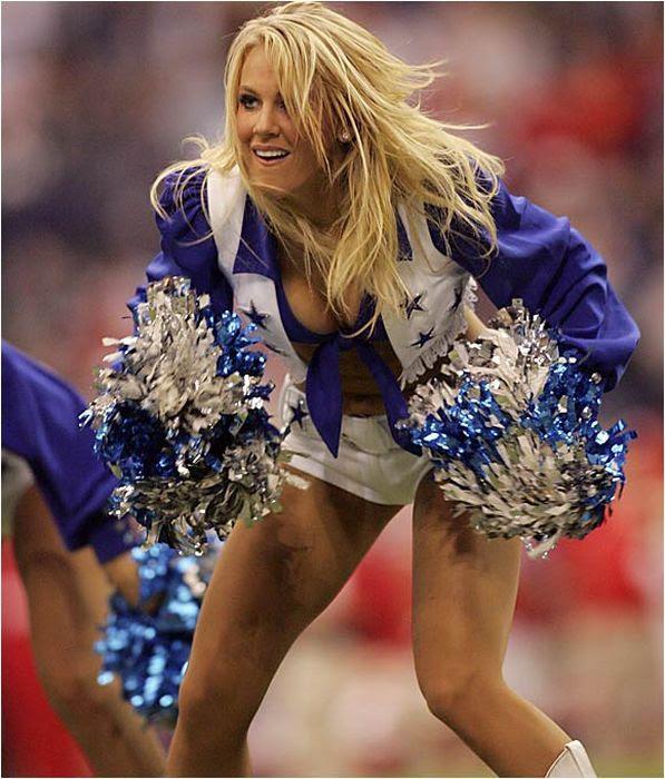 Dallas Cowboys Cheerleaders Are Damn Sexy (26 pics)