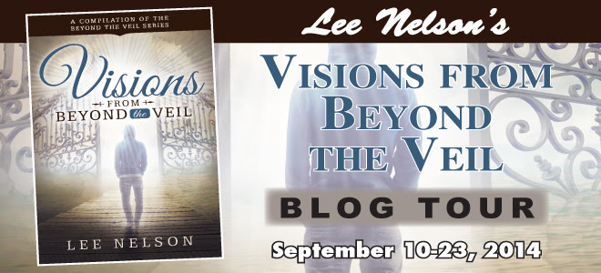 Visions from Beyond the Veil blog tour
