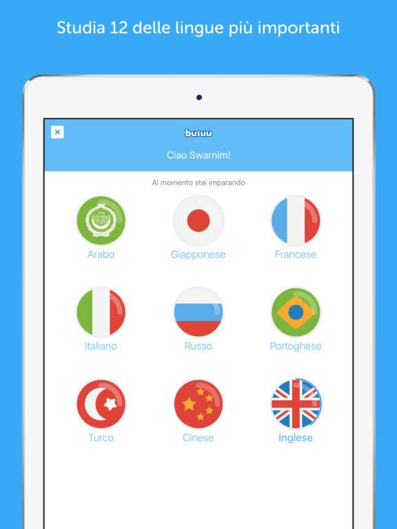 Busuu - Impara le lingue (Imparare l'inglese, Imparare lo spagnolo, Imparare il tedesco e altre lingue) vers 13.8
