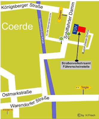 Strassenverkehrsamt Münster