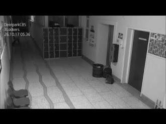 NEW GHOST caught on camera? / Actividad Poltergeist Captada en Escuela