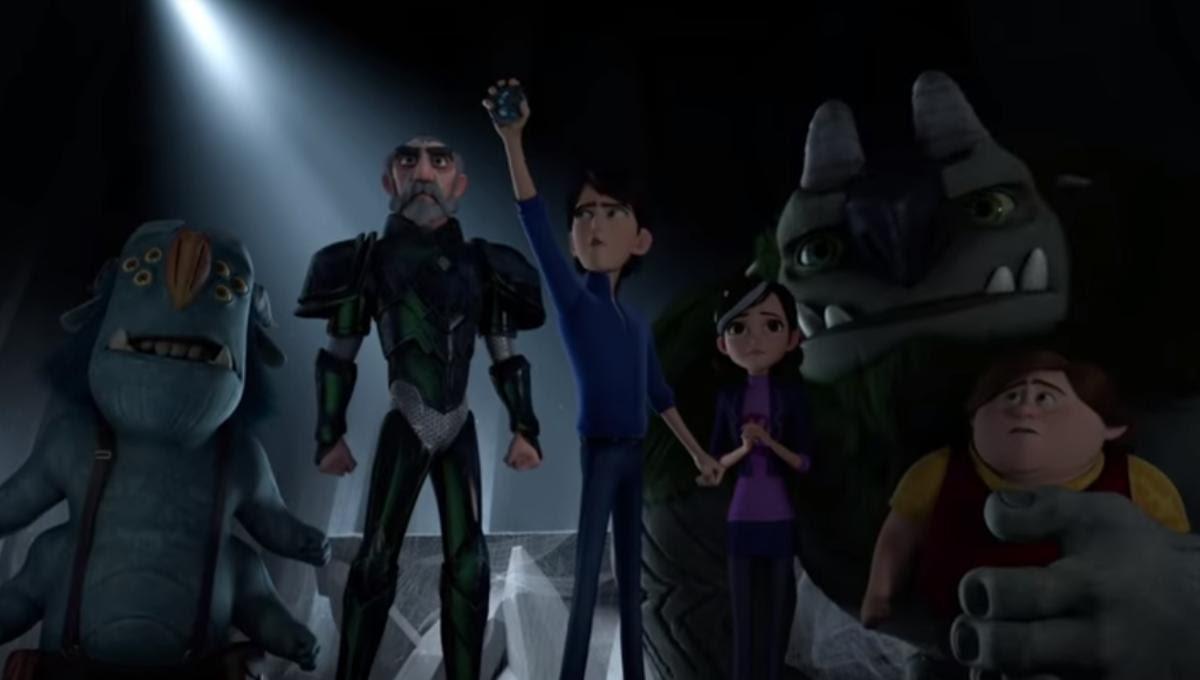 Resultado de imagem para Trollhunters season 3