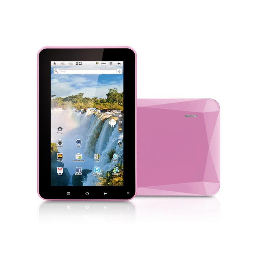 Tablet PC Diamond 7' Pink NB007 - Multilaser