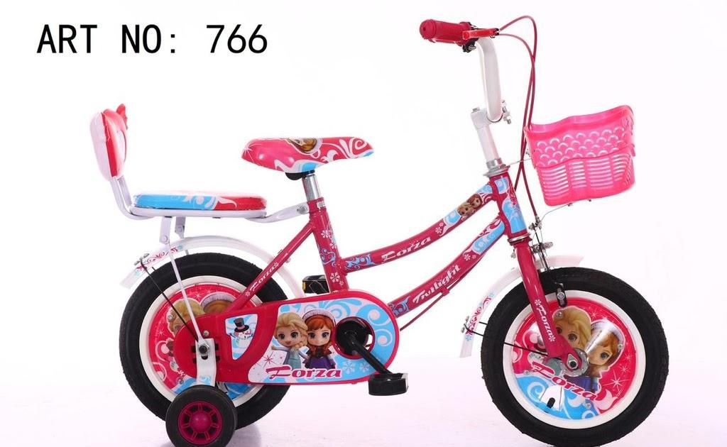 Exotic Sepeda Anak Perempuan 3 Tahun - Sepeda Lipat