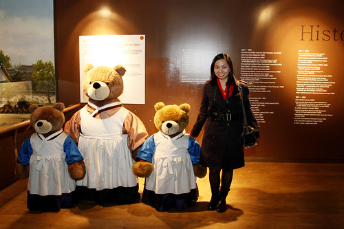 Wanderlust Wednesdays: The Teddy Bear Museum (Seoul, Korea)