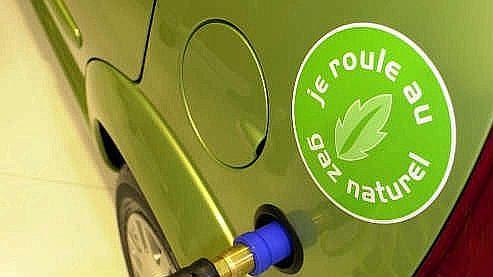Rouler au gaz naturel grâce à une mini-station personnelle revient 50% moins cher que le sans plomb.