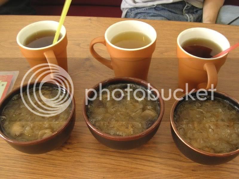 set lunch tong shui