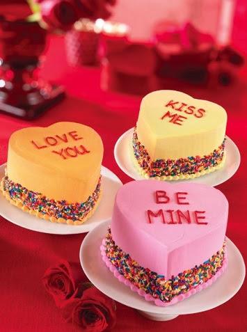 افكار لكعكات عيد الحب (9)