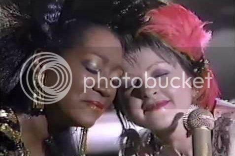 Cyndi Lauper & Patti LaBelle