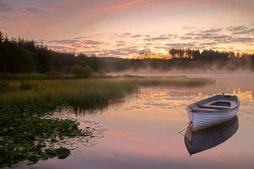 Trossachs Dawn... by ouldm01