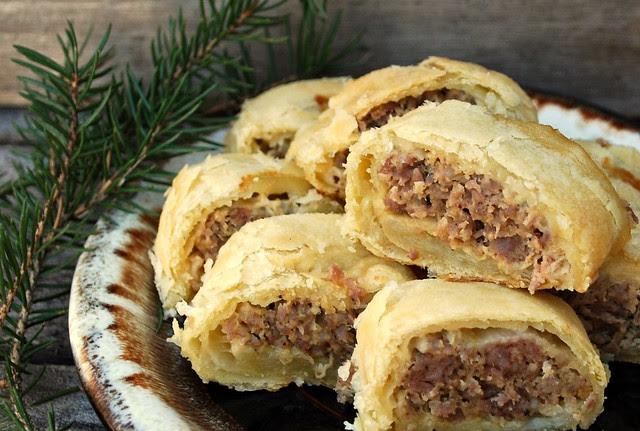 Sausage Rolls1