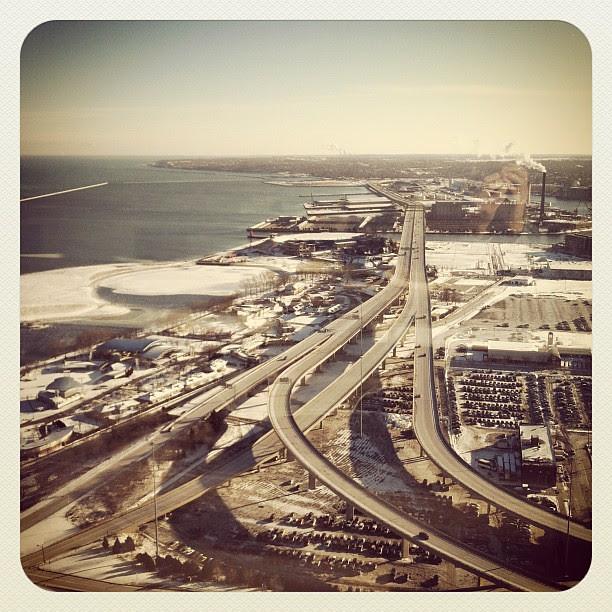 Milwaukee is frozen