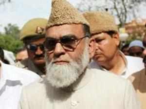 जामा मस्जिद के इमाम सैयद बुखारी