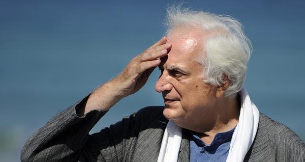 Bertrand Tavernier en San Sebastián.