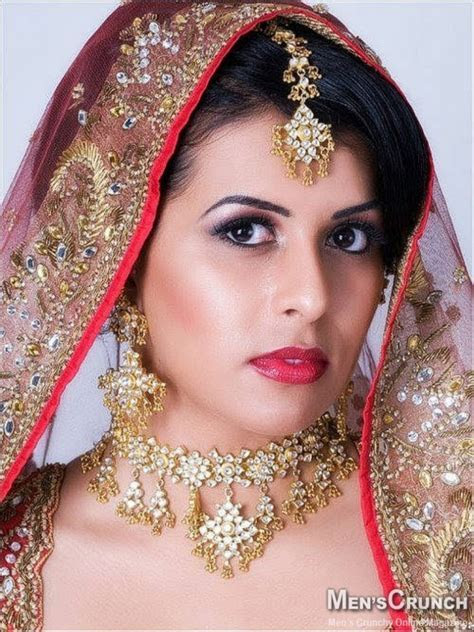 indian bridal makeup looks   On Writing, On Life