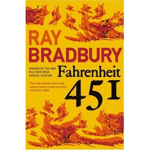 spreading the beliefs in the novel fahrenheit 451 by ray bradbury I count myself a science fiction nerd i will freely admit that my reading list is veritably smothered in it and i've now become quite comfortable with the stigma that it may bring that being said, i feel no small amount of shame that this is the first of ray bradbury's books i've ever read i.