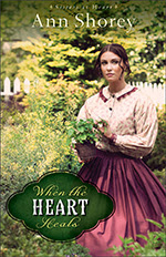 Where the Heart Heals by Ann Shorey