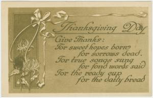 Thanksgiving day. Digital ID: 1588336. New York Public Library