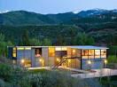 PREFAB FRIDAY: Beautiful Flatpak House in Aspen | Inhabitat ...