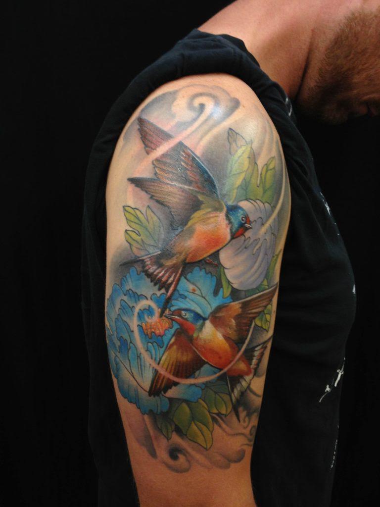 Japanese Tattoos at Funhouse Tattoo San Diego