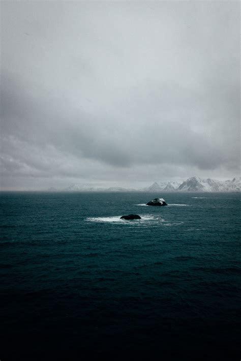 sea ocean fog high quality wallpapershigh definition