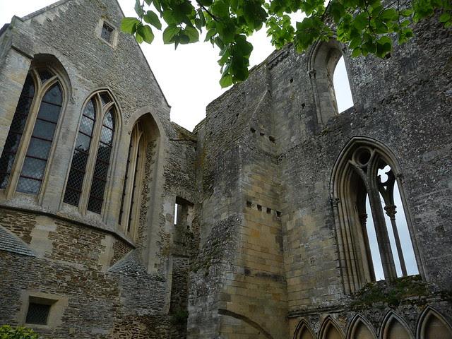 l'Abbaye de Cerisy-la-Forêt