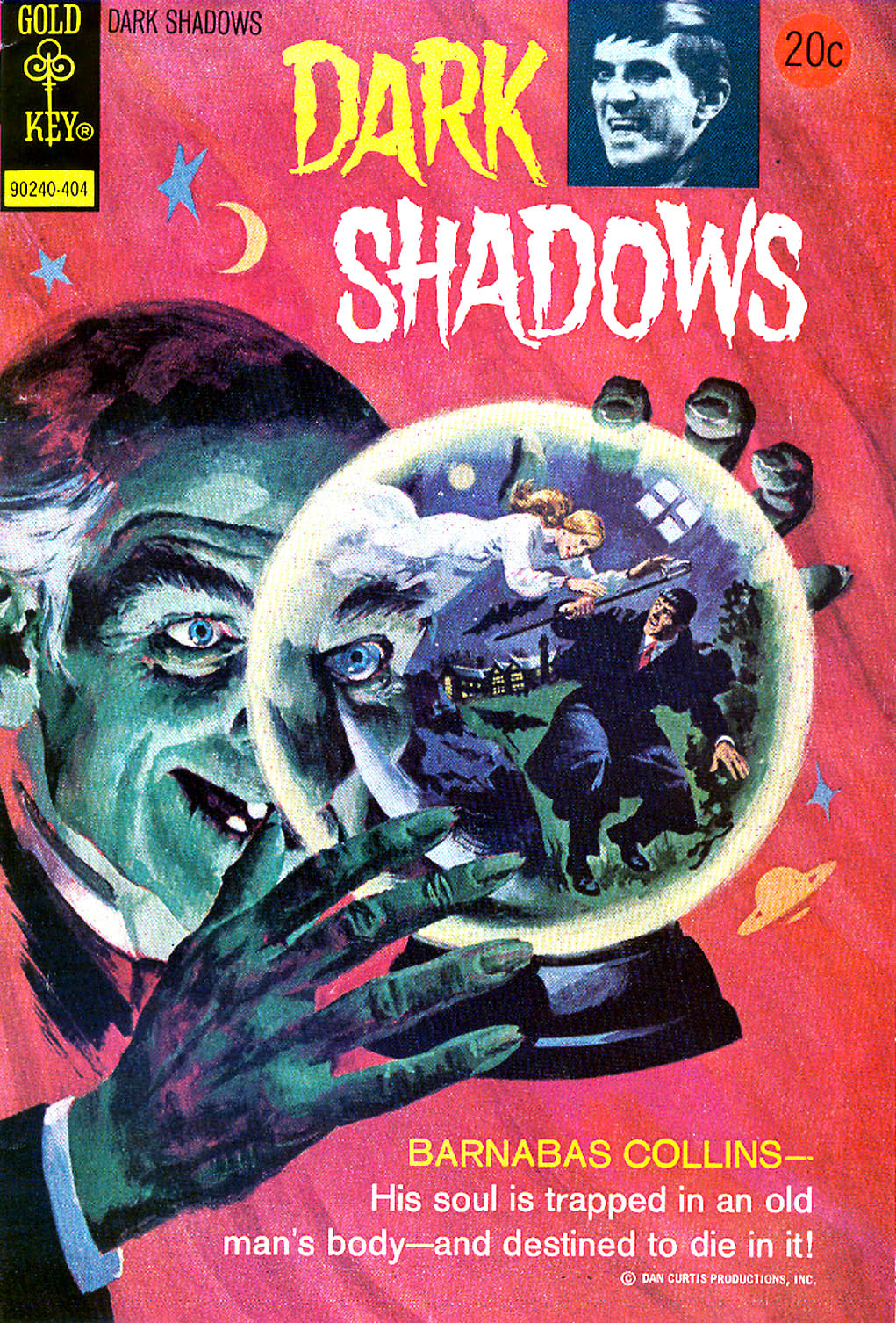 Dark Shadows 25