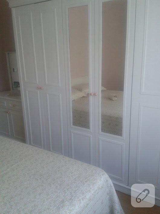 Yatak Odası Takımı Yenileme Mobilya Boyama 10marifetorg