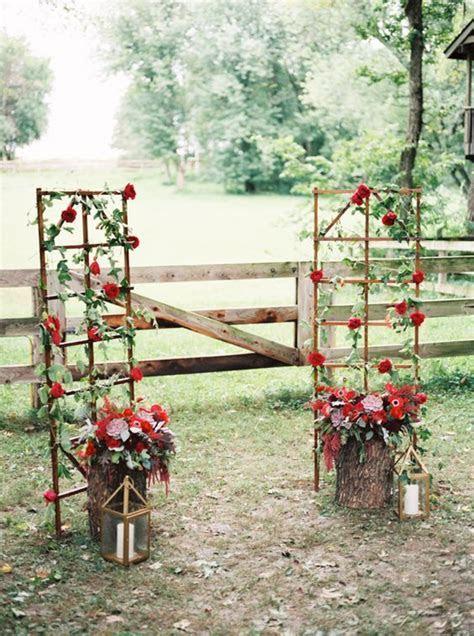 Copper wedding, Trellis and Copper on Pinterest