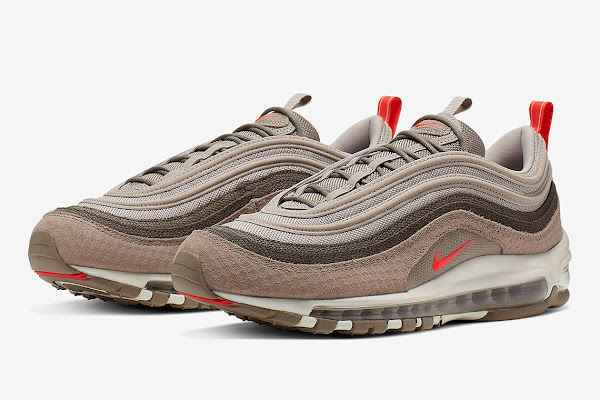 d41584dfa85 The Nike Air Max 97 Premium Features A Mix Of Compelling Textures