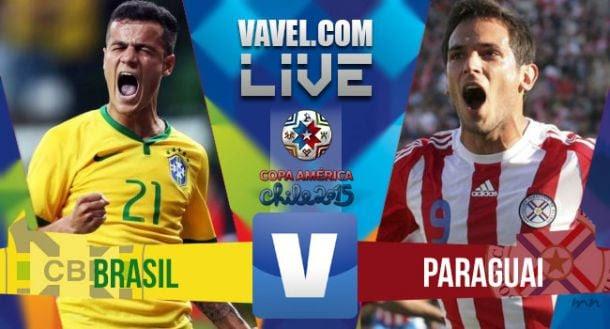 Brasil perde nos pênaltis para o Paraguai http://www.cantinhojutavares.com