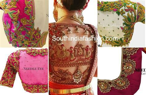 Blouse models ~ Fashion Trends ~ ? South India Fashion