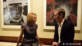 Berlin Kimberly Emerson Frau des US Botschafters in Berlin