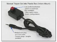 LT1030 (SC1044): Manual Tripper Set Into Plastic Box