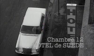 Chambre 12, Hotel de Suede