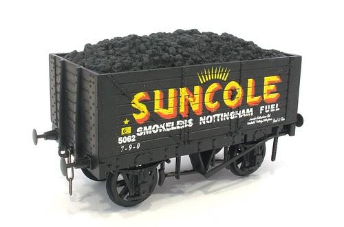 Suncole PO Wagon