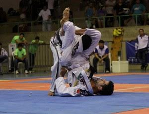 Thiago Barreto, campeão mundial em Abu Dhabi, vence Nordeste Open de Jiu-jitsu (Foto: Jomar Dantas/Divulgação)