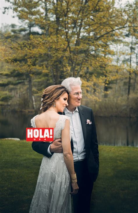 HOLA! USA WORLD EXCLUSIVE: all the photos of Richard Gere