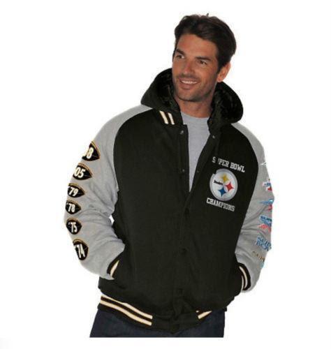 NFL Pittsburgh Steelers Jacket  eBay